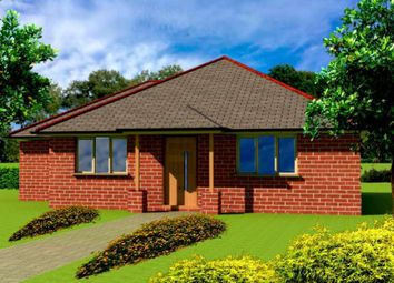 Thumbnail 3 bed detached bungalow for sale in 3 Crown Green, Off Westfield Lane, Mansfield