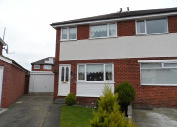 Thumbnail 3 bed semi-detached house to rent in Spen Place, Blackpool