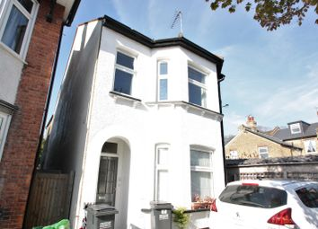Thumbnail 3 bed flat to rent in Temple Road, East Croydon, Surrey