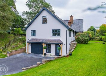 Thumbnail 4 bed detached house for sale in Lydiate Lane, Claughton-On-Brock, Preston
