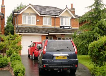 Thumbnail 4 bed detached house to rent in Higherbrook Close, Horwich, Bolton