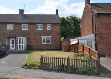 Thumbnail 3 bed semi-detached house to rent in Lincoln Way, Midway, Swadlincote