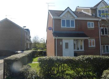 Thumbnail 1 bed property to rent in Barnum Court, Rodbourne, Swindon
