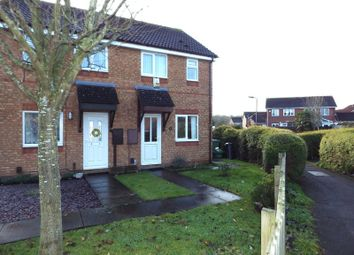 Thumbnail 2 bed semi-detached house for sale in Ormonds Close, Bradley Stoke, Bristol