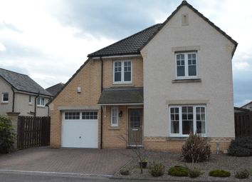 Thumbnail 4 bed detached house for sale in Mcdonald Crescent, Falkirk
