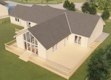 Thumbnail 4 bed detached bungalow for sale in Plot 1 Clathy Paddock, Clathy, Crieff, Perthshire