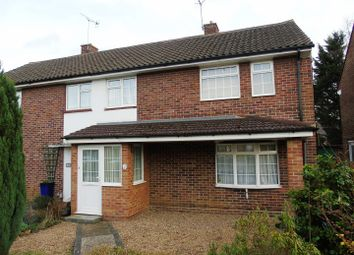 Thumbnail 3 bed semi-detached house for sale in Friars Way, Bushey