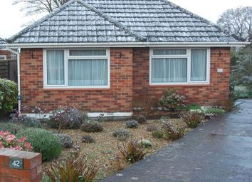 Hill Drive, Exmouth, Devon EX8. 2 bed detached bungalow for sale
