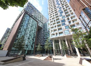 Thumbnail 1 bed flat for sale in Jackson Tower, 1 Lincoln Plaza, London