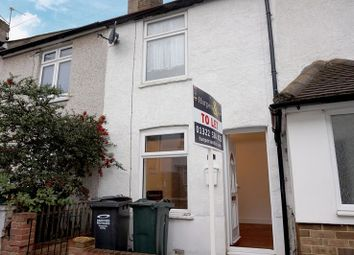 Thumbnail 2 bed terraced house to rent in Hill House Road, Dartford