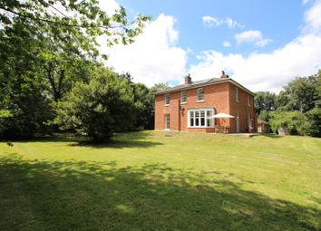 Thumbnail 6 bed detached house for sale in Hoe Road East, Swanton Morley, Dereham