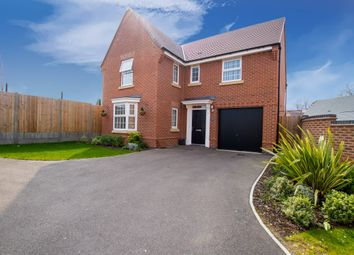 Thumbnail 4 bed detached house for sale in Scholars Place, Worksop