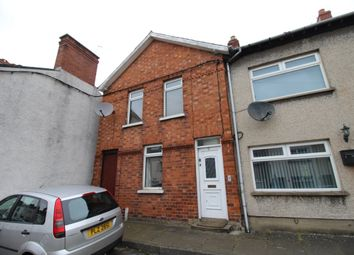 Thumbnail 2 bedroom terraced house for sale in Wesley Street, Lisburn
