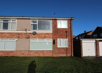 Thumbnail 1 bed flat for sale in Monkdale Avenue, Blyth