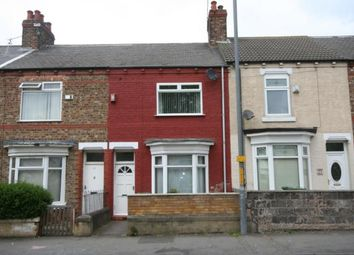 Thumbnail 2 bedroom terraced house for sale in Lanehouse Road, Thornaby, Stockton-On-Tees