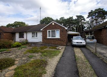 Thumbnail 2 bed bungalow for sale in Nightingale Road, Woodley, Reading