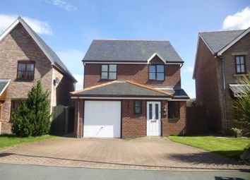 Thumbnail 3 bed detached house to rent in 49, Parc Yr Onnen, Llanfair Caereinion, Llanfair Caereinion, Powys