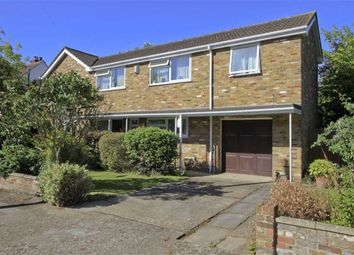 Thumbnail 4 bed detached house for sale in Orchard Drive, Cowley, Middlesex