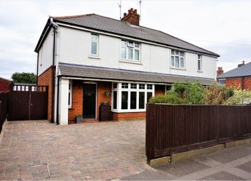 Thumbnail 3 bed semi-detached house for sale in Vyne Road, Basingstoke