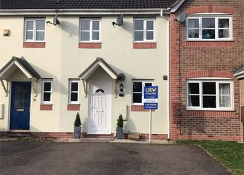Thumbnail 2 bed terraced house for sale in Caraway Drive, Branston, Burton-On-Trent, Staffordshire