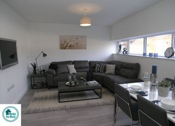 Thumbnail 3 bed flat for sale in Market Square, High Street, Cradley Heath
