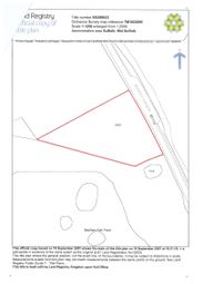 Thumbnail Land for sale in Baylham, Ipswich
