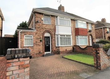 Thumbnail 3 bed semi-detached house for sale in Glendevon Road, Childwall, Liverpool, Merseyside