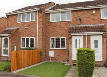 Thumbnail 2 bedroom town house to rent in Wensleydale Drive, York