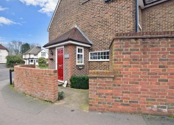 Thumbnail 3 bed semi-detached house for sale in Bletchingley Road, Merstham, Redhill, Surrey