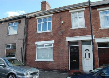 Thumbnail 3 bedroom flat for sale in Shafto Street, Wallsend