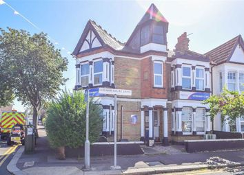 Thumbnail 3 bed flat to rent in Leigham Court Drive, Leigh-On-Sea, Essex