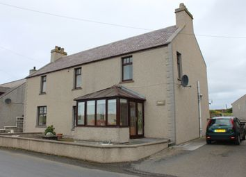 Thumbnail 2 bed semi-detached house for sale in Gill Pier, Westray, Orkney