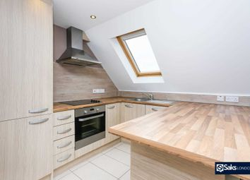 Thumbnail 2 bed penthouse to rent in Ritherdon Road, Balham