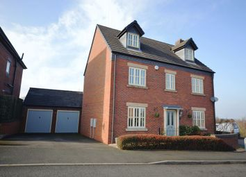 Thumbnail 5 bed detached house for sale in Glendale Gardens, Telford