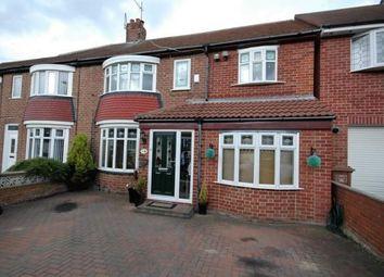 Thumbnail 3 bedroom semi-detached house for sale in Ferndene Crescent, Sunderland