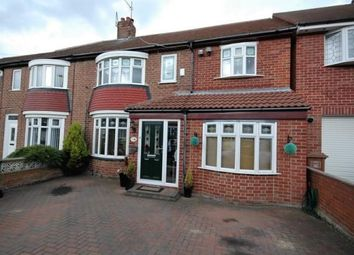 Thumbnail 3 bed semi-detached house for sale in Ferndene Crescent, Sunderland