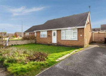 3 bed detached bungalow for sale in Cotswold Drive, Grassmoor, Chesterfield, Derbyshire S42