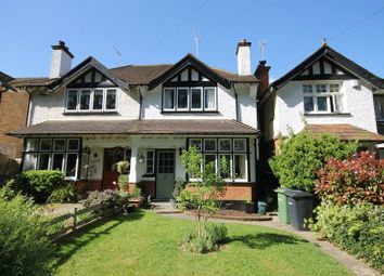 4 bed semi-detached house for sale in Reigate Road, Leatherhead KT22