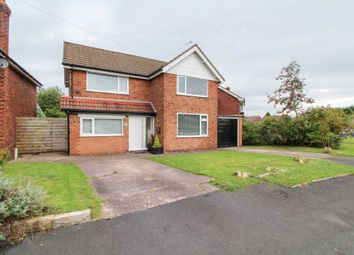 Thumbnail 4 bed detached house for sale in Meadway, Bramhall, Stockport