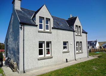 Thumbnail 4 bed detached house for sale in South Galson, Isle Of Lewis
