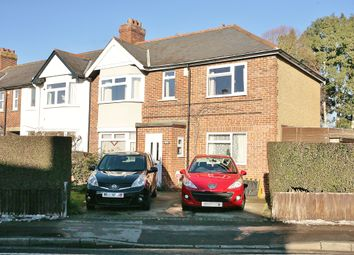 Thumbnail 4 bed semi-detached house for sale in Cornwallis Road, Florence Park