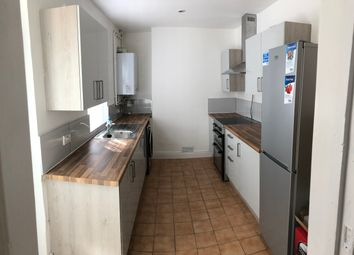 Thumbnail 4 bed terraced house to rent in Hazel Street, Leicester