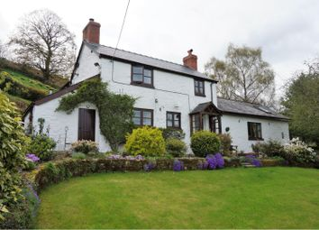 Thumbnail 3 bed detached house for sale in Mochdre, Newtown