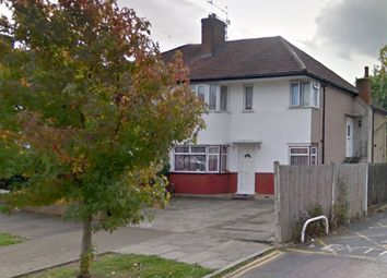 Thumbnail 2 bed maisonette to rent in Shaftesbury Avenue, South Harrow