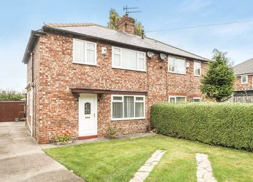 Thumbnail 3 bed semi-detached house for sale in Laburnum Road, Normanby, Middlesbrough