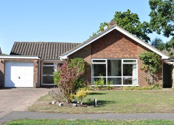 Thumbnail 3 bed detached bungalow for sale in Bushy Road, Fetcham, Leatherhead