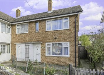 Thumbnail 3 bed end terrace house for sale in Woodlands Road, Ditton, Aylesford, Kent
