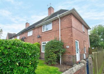 Thumbnail 3 bed town house for sale in Padstow Road, Bestwood, Nottingham