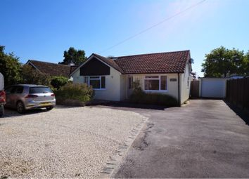 Thumbnail 3 bed detached bungalow for sale in Newtown Road, Verwood