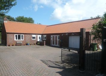 Thumbnail 4 bedroom detached bungalow for sale in Main Road, Holme Next The Sea, Hunstanton